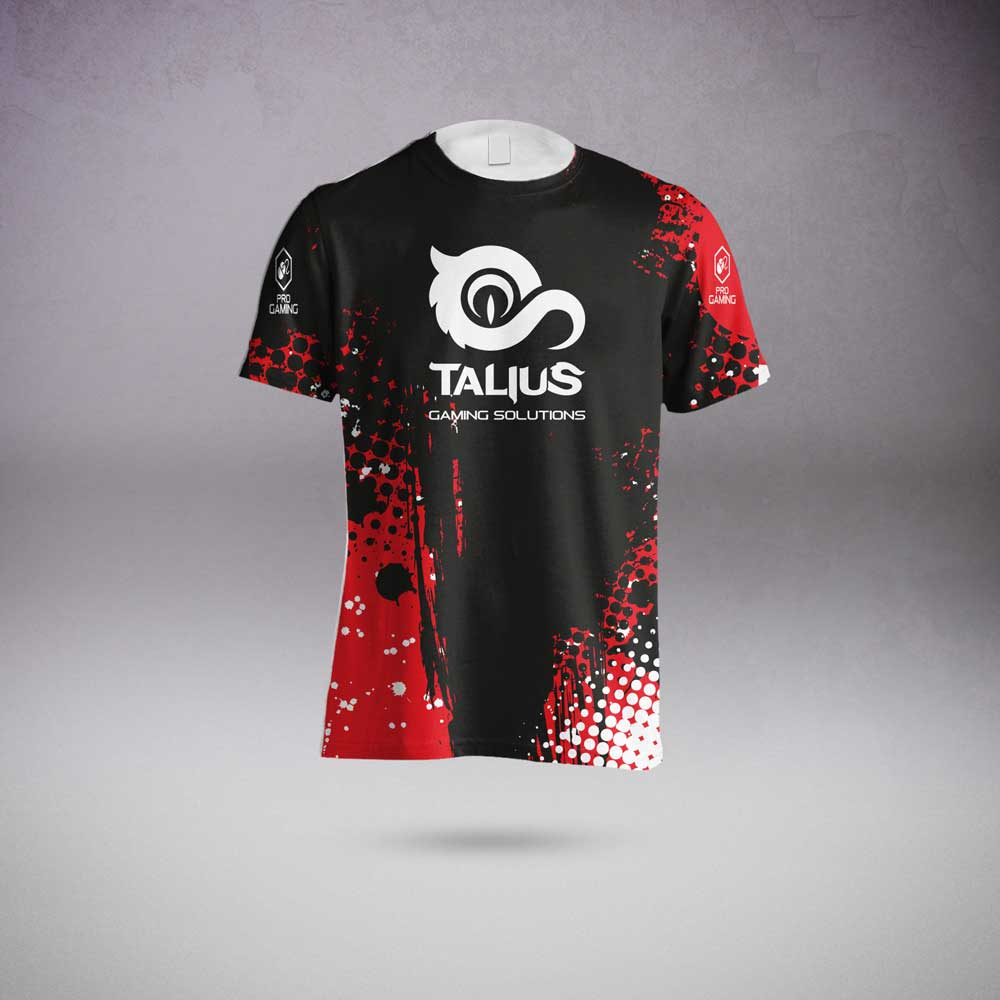 Camiseta Talius Gaming Solutions